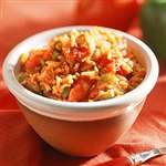 Low Fat Spanish Rice - Recipes