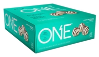 ONE - White Chocolate Truffle - Case 12 - 2.12 oz bars