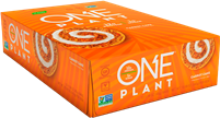 ONE Plant- Carrot Cake - Case 12 - 1.59 oz bars