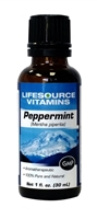 Peppermint Oil - 1 oz.- LifeSource Essential Oils
