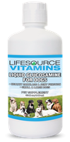 Liquid Glucosamine for Dogs 32 fl oz