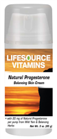 Progesterone Balancing Skin Cream - Natural