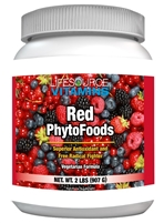 Phyto Reds Powder 2 lbs - 106 Servings - Proprietary Formula