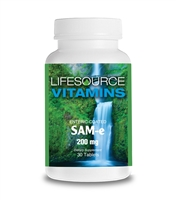 SAM-e  200 mg -30 Tablets
