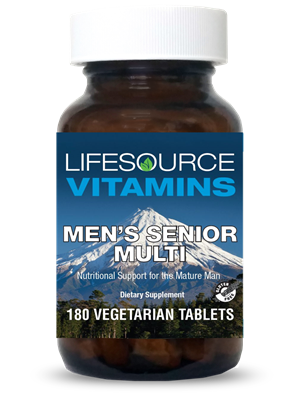 Men's Senior Multivitamin - Ultra Men's Senior Multi - 2 Month Supply
