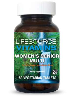 Women's Senior Multivitamins - Ultra Multi 50 & Over - 2 Month Supply