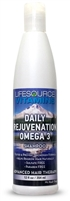 Daily Rejuvenation Shampoo: Hair Growth Shampoo with Omega 3 -12 oz. by: LifeSource Vitamins