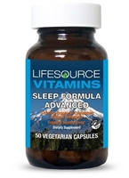 Sleep Formula Advanced - 50 Vegetarian Capsules