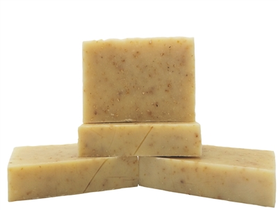 Soap - Oatmeal Almond- LifeSource Hand Made Soaps