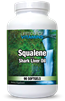 Squalene (Shark Liver Oil) 2,000 mg - 90 Softgels