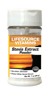Stevia Extract Powder - 1 oz. 622 Servings