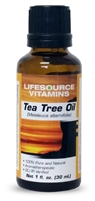 Tea Tree Oil - 1 oz. LifeSource Essential Oils