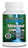 Ubiquinol 100 mg - CoQ10 - 60 Softgels