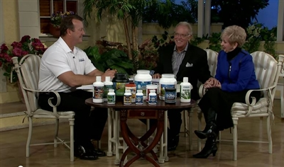 Bruce Brightman - Founder of LifeSource Vitamins - China, are you buying your vitamins from China and not even know it?  The Herman & Sharron Show