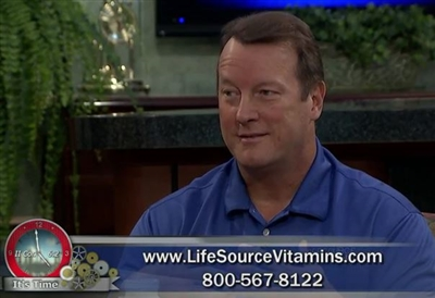 Bruce Brightman on The Herman & Sharron Show - Topic: Vitamins Made Easy- Vitamin Confusion