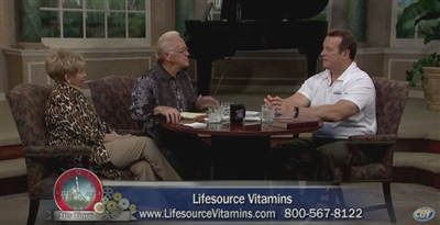 Bruce Brightman - Founder - LifeSource Vitamins - Oxidative Stress & Antioxidants - The Herman & Sharron Show