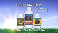 LifeSource Vitamins 30 Second TV Commercial 2018