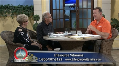 Bruce Brightman - Help for Alzheimer's - Founder - LifeSource Vitamins on The Herman & Sharron Show