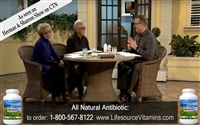 Bruce Brightman - All Natural Antibiotics  Founder - LifeSource Vitamins On The Herman & Sharron Show