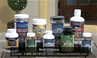 Bruce Brightman -Whole Food Based Multi-Vitamins  Founder - LifeSource Vitamins On The Herman & Sharron Show