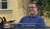 Bruce Brightman -The New Reality We Live In  Founder - LifeSource Vitamins On The Herman & Sharron Show