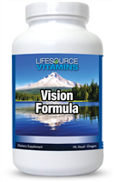 Vision Formula - Proprietary Formula - 240 Capsules NEW LARGER / VALUE SIZE