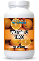 Vitamin C 1000 mg - 100 Veggie Caps