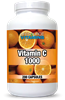 Vitamin C 1000 mg - 200 Veggie Caps