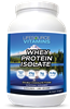 Whey Protein ISOLATE -  Grass Fed - Double Chocolate Fudge 3 lbs.