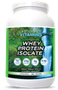Whey Protein ISOLATE - Grass Fed - Creamy French Vanilla - 3 lbs