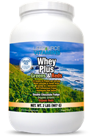 Whey Plus w/ Phyto Greens & Phyto Reds Powder - 2 lbs.