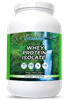 Whey Protein ISOLATE - Grass Fed - Creamy French Vanilla 6 lbs.