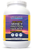 Whey Protein ISOLATE - Grass Fed - Unflavored - 6 lbs.