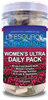 Women's Ultra Daily Pack - 30 Packs (30 Day Supply) Multivitamin and Minerals