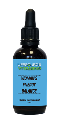 Women's Energy Balance Liquid Extract - 1 fl. oz.