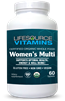Women's Multi - USDA Certified Organic Whole Food Based - 60 Tablets