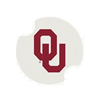 Oklahoma Sooner Carsters Absorbent Coasters