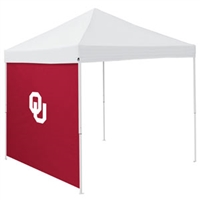 Oklahoma Sooners 9X9 Tent Side Panel