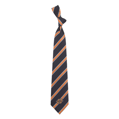 Tie-Oklahoma State Woven Eagles Wings