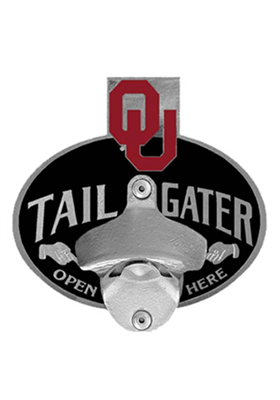 Oklahoma Sooner One & Only Tailgater Hitch Cover
