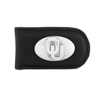 Oklahoma Sooners Money Clip w/Case
