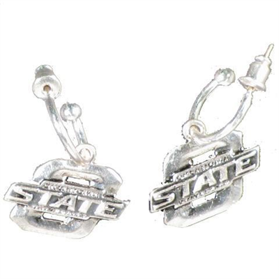 Oklahoma State Cowboys Earrings