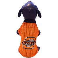 Oklahoma State Cowboys Athletic Mesh Dog Jersey