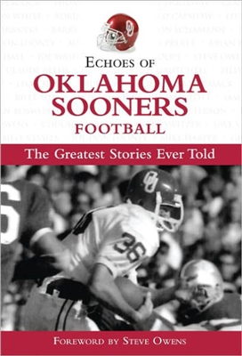 Echos of Oklahoma Sooners Football Book