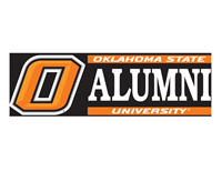 Oklahoma State University Alumni Vinyl Decal