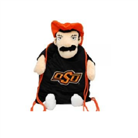 Oklahoma State Pistol Pete Drawstring Backpack