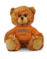 Oklahoma State Cowboys Stuffed Bear