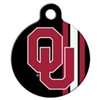 Oklahoma Sooners Dog Tag