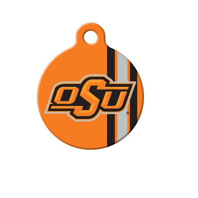 Oklahoma State Cowboys Dog Tag
