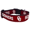 University of Oklahoma Sooners Dog Collar
